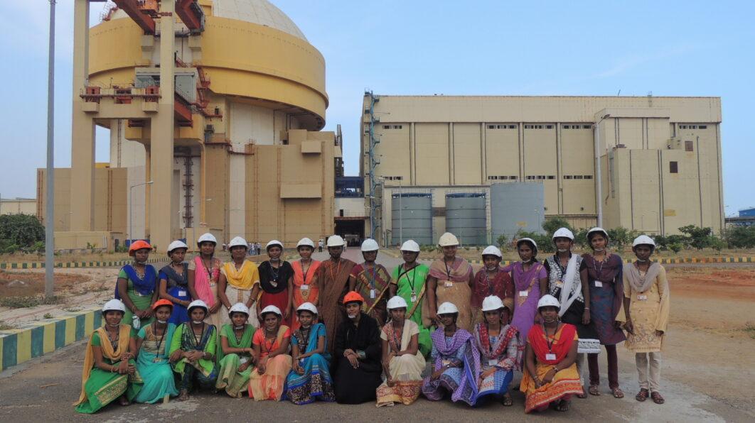 Nuclear Power Plant  Visit -Kudankulam